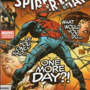 Spiderman: One more day de John M. Straczynski [5 de 5]