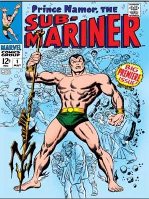 sub-mariner volumen 1