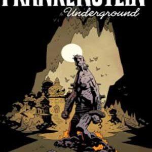 Frankenstein Underground [Dark Horse] [5 de 5]