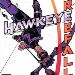 Ojo de Halcón: Caída Libre [Hawkeye: Freefall] [6 de 6]