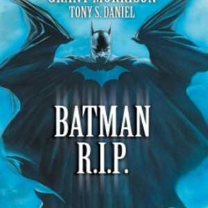 Batman: RIP de Grant Morrison [Completa]