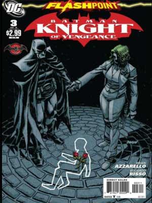 Flashpoint Batman: Caballero de la Venganza