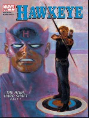 hawkeye volumen 3