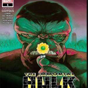Immortal Hulk: The Threshing Place [one-shot]