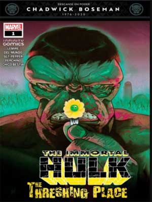 Immortal Hulk: The Threshing Place