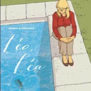 Léo Léa de Benoît Springer y Zidrou [Novela Gráfica]