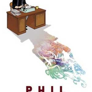 Phil: Una Biografía de Philip K. Dick de Queyssi y Marchesi