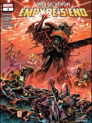 Web of Venom – Empyre's End #1 [Español]