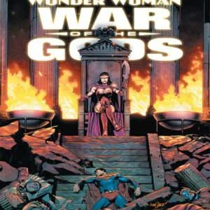 Tales from the Dark Multiverse Wonder Woman War of the Gods