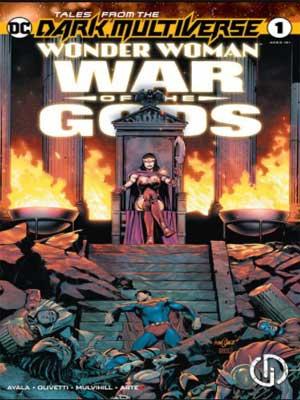 guerra de los dioses