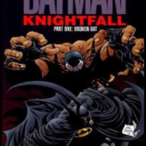 Batman: Knightfall [La Caída del Murciélago] [MEGA]