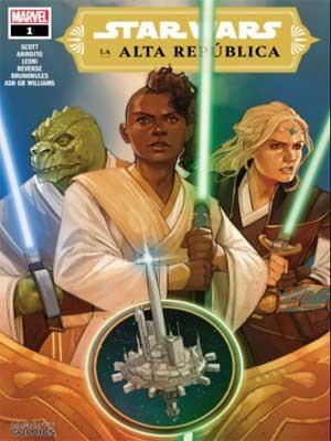 Read more about the article Star Wars – The High Republic [La Alta República] [En Publicación]
