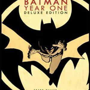 Batman Año Uno de Frank Miller [Completo]