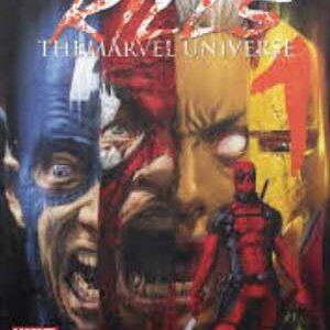 Deadpoll mata al Universo Marvel [COMPLETO]