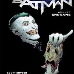 Batman Endgame [Fin del Juego] [MEGA]