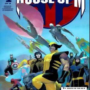 House of M (Casa de M) [8 de 8 + tie-ins] [Evento Marvel]