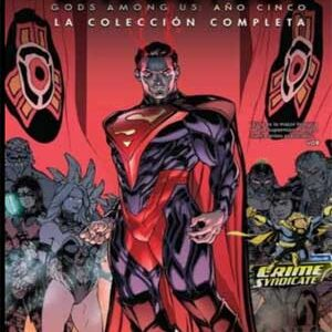 Injustice: Gods Among Us [Completo] [Español]