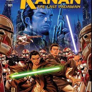 Star Wars Kanan: El Último Padawan [12 de 12] [2015 – Marvel]