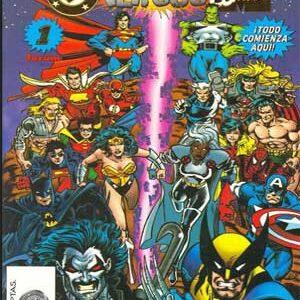 Marvel vs DC [4 de 4] [Español] [MEGA]