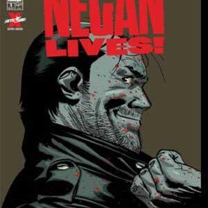 The Walking Dead – Negan Lives [one-shot]