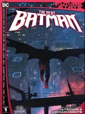 Future State The Next Batman [3 de 4] [Actualizable]
