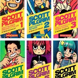 Scott Pilgrim de Bryan Lee O'Malley [6 de 6] [Edición a color]