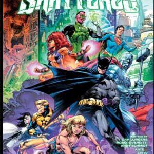 DC GENERATIONS SHATTERED (Generaciones Destrozadas)