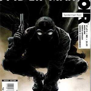 Spiderman Noir [4 de 4] [En Español] [Mediafire]
