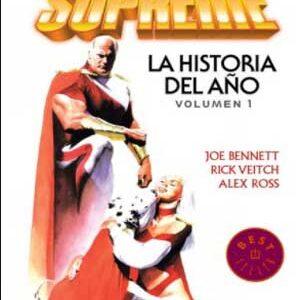 Supreme de Alan Moore [Completo] [En español]