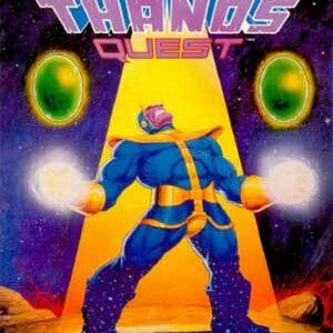 Thanos Quest de Jim Starlin [2 de 2] [Español]