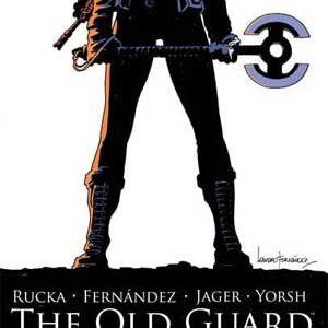 La Vieja Guardia [The Old Guard] [5 de 5] [Image Comics]