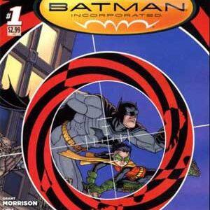 Batman Incorporated Vol. I y II [Completo]