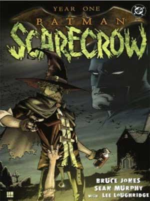 año uno scarecrow