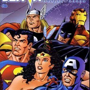 JLA vs Avengers [COMPLETO] [Español]