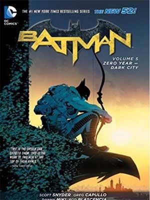 Batman: Año Cero [Nuevos 52] [24 de 24]