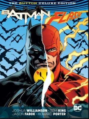 Batman/Flash: The Button