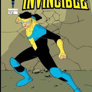Invincible [144 de 144] [Completo] [MEGA]