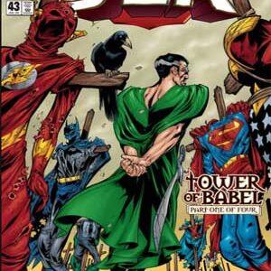 JLA: Torre de Babel [2 de 2] [En Español]