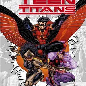 Teen Titans Nuevos 52 [Jóvenes Titanes] [30 de 30]