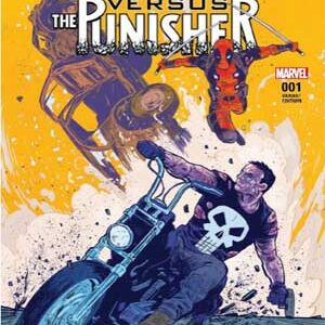 The Punisher vs Deadpool [5 de 5] [En Español]