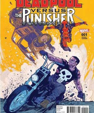 the punisher vs deadpool