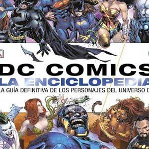 DC Comics: La Enciclopedia [5 de 5] [En Español]