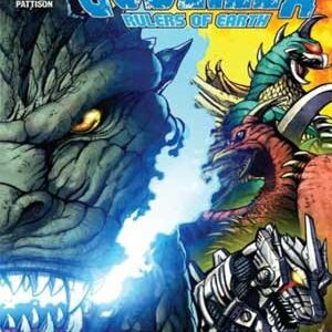 GODZILLA RULERS OF EARTH [25 de 25]