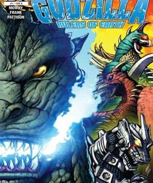 GODZILLA RULERS OF EARTH