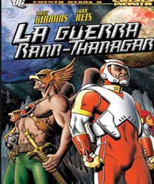 La Guerra Rann - Thanagar