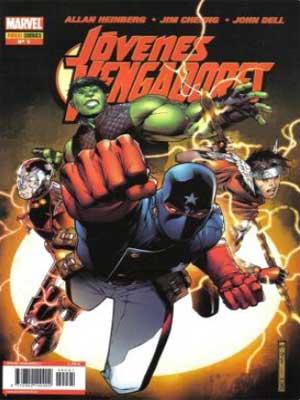 Jóvenes Vengadores Vol. I y II (Young Avengers)