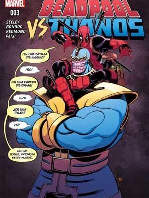 Deadpool vs Thanos [4 de 4] [En Español]