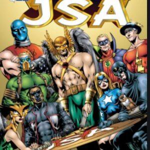 Sociedad de la Justicia de América (JSA) VOL. 3 [54 de 54]