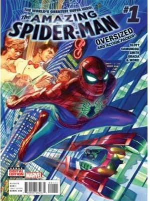 The Amazing Spider-Man Volumen 4 [32 de 32 + Especiales + Anual]