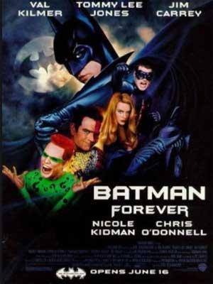 Batman Eternamente de Joel Schumacher [1995]